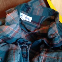XXXL Old navy flannel, as reported by Holland Ridge Farms using iLost
