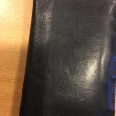 Portemonnee zwart yoshida, zoals gemeld door Gemeente Amsterdam met iLost