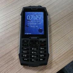 Telefoon, as reported by Connexxion Amstelland-Meerlanden Amstelveen using iLost