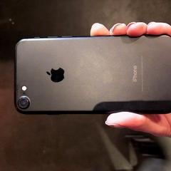 iphone 7 black matte back, as reported by MEININGER Hotel Brussels City Center using iLost
