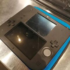 Nintendo 2DS + case + games, as reported by MEININGER Hotel Bruxelles Gare du Midi using iLost