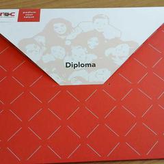 Diploma, gisa salatu by Connexxion Haarlem AML iLost erabiliz