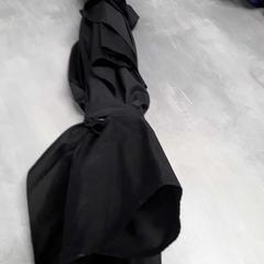 Paraplu zwart, as reported by Arriva Friesland / Groningen using iLost