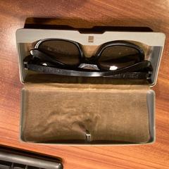 Brillenkoker met 3D bril, as reported by Pathé Rembrandt Utrecht using iLost