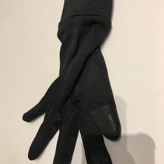 Zwarte handschoen, zoals gemeld door Groninger Museum met iLost