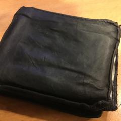 Zwarte portemonnee op naam van Berden, as reported by Gemeente Amsterdam using iLost