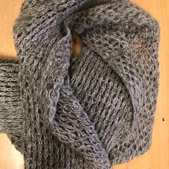 Sjaal, zoals gemeld door Pathé Buitenhof met iLost