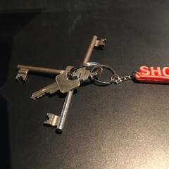 Keys, zoals gemeld door NEMO Science Museum Amsterdam met iLost