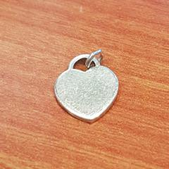 Hangertje ketting in vorm van hart, zoals gemeld door Alrijne Leiderdorp met iLost