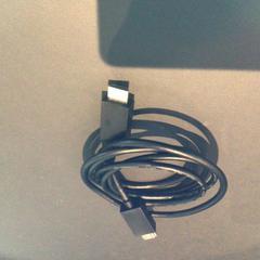 HDMI kabel, zoals gemeld door Van der Valk Hotel Amsterdam Zuidas met iLost