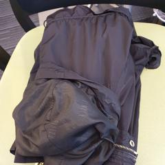 Zwarte zomerjas, as reported by Cursus en vergadercentrum Domstad using iLost
