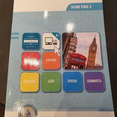 Engels leerboek, zoals gemeld door Van der Valk Hotel Breukelen met iLost