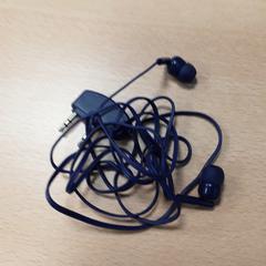 Oordopjes blauw, as reported by Arriva Vechtdallijnen using iLost