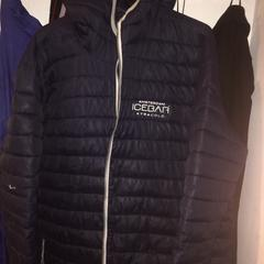 2 jackets Icebar, as reported by Conscious Hotel Vondelpark using iLost