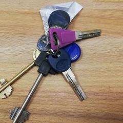 Key, as reported by Meininger Berlin Tiergarten using iLost