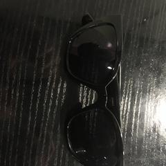 Zonnebril zwart, zoals gemeld door Jaarbeurs met iLost