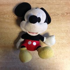 Knuffel Mickey Mouse, as reported by Dolfinarium using iLost