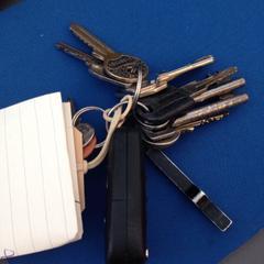 sleutels autosleutels
