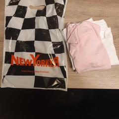 Tas New Yorker met kleding, gemeldet von EBS Spijkenisse über iLost