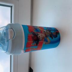 Gourde Toy Story enfant, a été signalé par MEININGER Hotel Lyon Centre Berthelot utilisant iLost