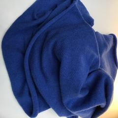 Blue scarf / blauwe sjaal, as reported by Rijksmuseum using iLost