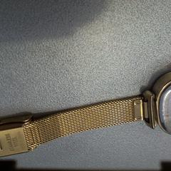 goudkleurig horloge, zoals gemeld door Walibi Holland met iLost