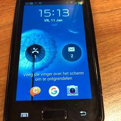 Samsung telefoon, zoals gemeld door Qbuzz / U-OV met iLost