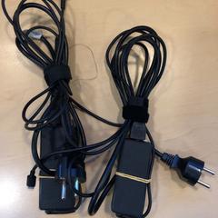 2 laptopopladers, zoals gemeld door Jaarbeurs met iLost