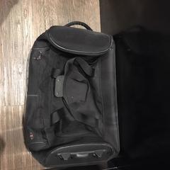 grote zwarte tas met wieltjes, as reported by Van der Valk Hotel Veenendaal using iLost