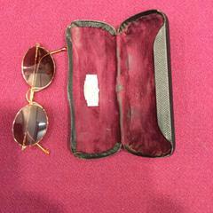 Zonnebril met verhard beschermdoosje, zoals gemeld door Gemeente Renkum met iLost