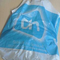 AH tas met werkkleding, zoals gemeld door Connexxion Zeeland met iLost