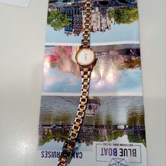Horloge, as reported by Blue Boat Company (Hard Rock Cafe) using iLost