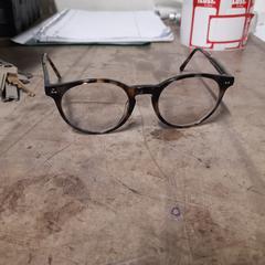 Bril, zoals gemeld door Arriva Achterhoek-Rivierenland met iLost