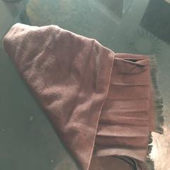 Bruine sjaal, as reported by Van der Valk Hotel Veenendaal using iLost