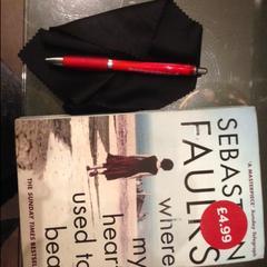 Boek en pen