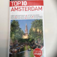 Top 10 Amsterdam, as reported by Rijksmuseum using iLost