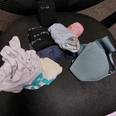 Meerdere kleding, zoals gemeld door Van der Valk Hotel Tiel met iLost