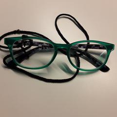 Groen bril, zoals gemeld door Ziekenhuis Oost-Limburg met iLost