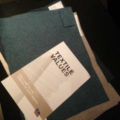 Textiel voorbeelden, zoals gemeld door Van der Valk Hotel Houten met iLost