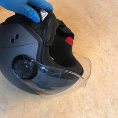 Helm, zoals gemeld door GVB met iLost