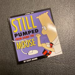 Boek Still pumped from using the mouse, zoals gemeld door Grand Hotel Amrath Kurhaus met iLost
