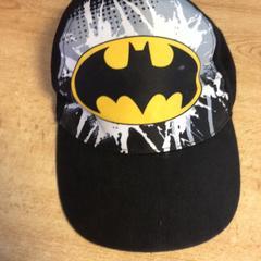 Zwarte Batman pet