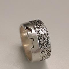 Ring, zoals gemeld door Ziekenhuis Oost-Limburg met iLost