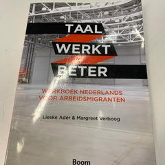 Werkboek Nederlands がiLostで GVB によって報告されました