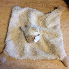 Baby doekje, zoals gemeld door Dolfinarium met iLost