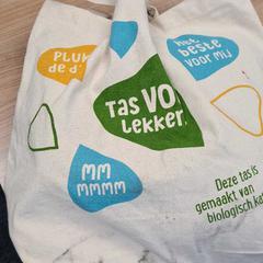 Schoudertas met gymkleding, zoals gemeld door Connexxion Haarlem AML met iLost