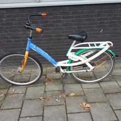 Postcodeloterij fiets Union, zoals gemeld door Gemeente Heusden met iLost