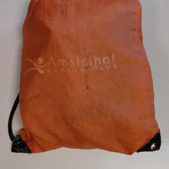 Rugtasje, zoals gemeld door Connexxion Amstelland-Meerlanden Amstelveen met iLost