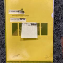 Documenten, rapporterat av Connexxion Amstelland-Meerlanden Amstelveen med iLost