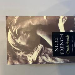 Boek Nicci French, zoals gemeld door Groninger Museum met iLost